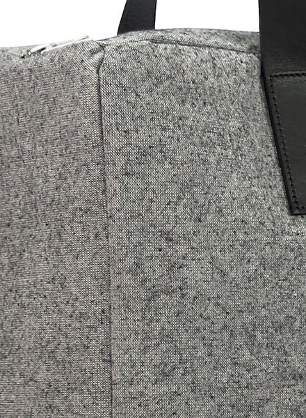 "Sarah Johann ""Pajala #2"" Grey - Backpack made of water resistant Italien canvas"