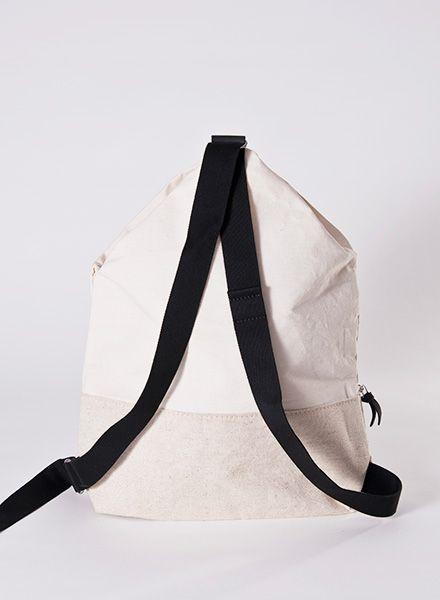 """Hänska Backpack """"Lucid Natural"""" - handmade in Berlin"""