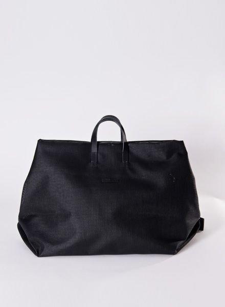 """Hänska Bag """"Weekender"""" Black"""