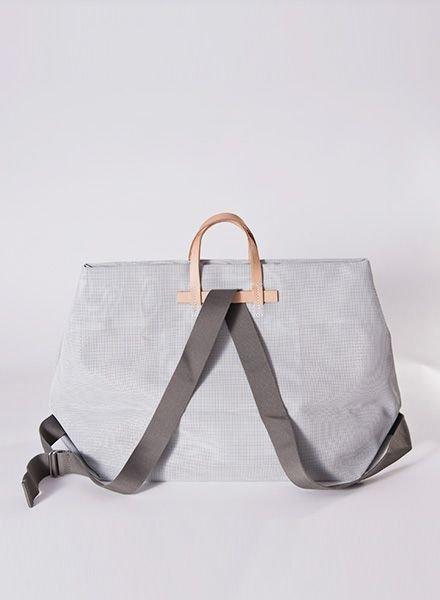 """Hänska Bag """"Weekender"""" Grey"""