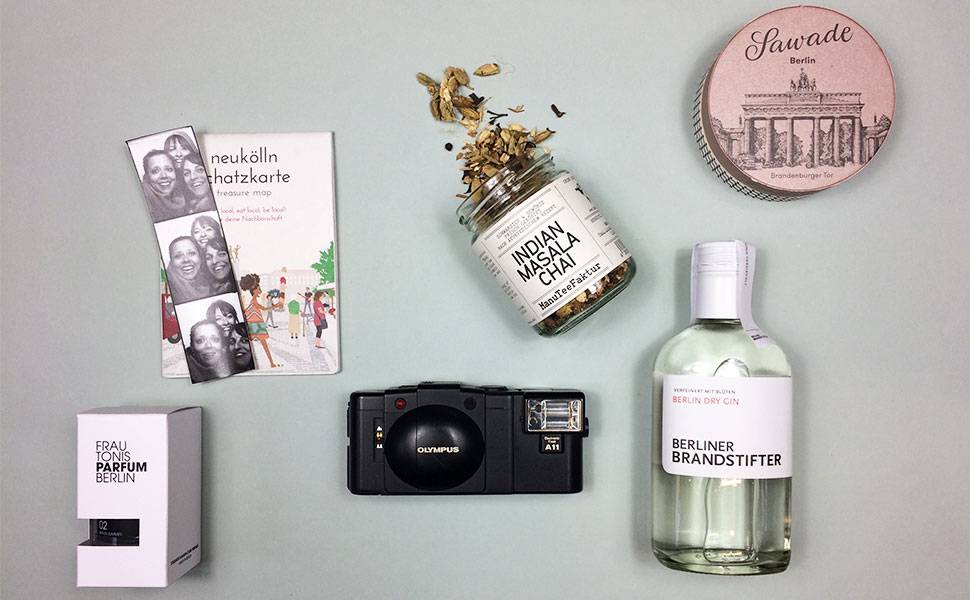 Top 10 - Cool Souvenirs from Berlin