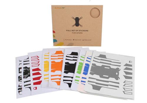 DJI Spark Waterproof PVC Stickers