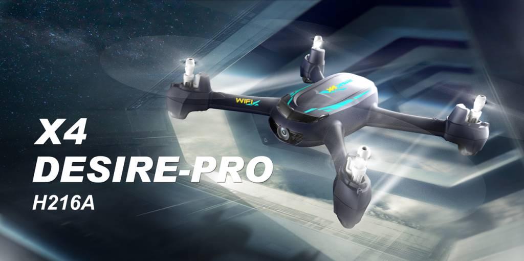 Hubsan H216A drone