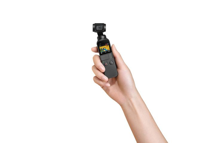 De dji osmo pocket
