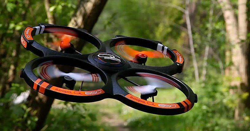 Wat is een drone eigenlijk precies?