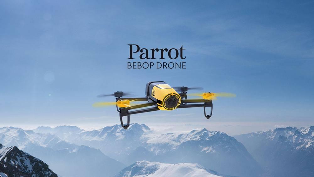 Je Parrot drone koop je snel en eenvoudig op Dronewinkel.eu