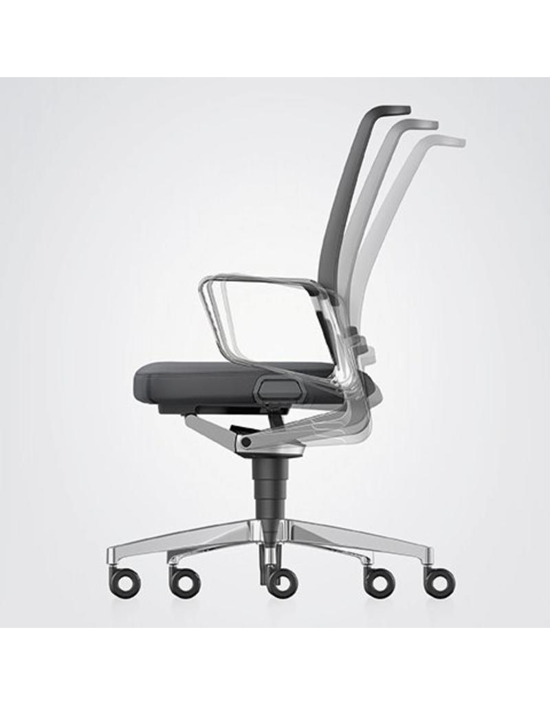 Interstuhl Interstuhl Vintage bureaustoel, middelhoog model