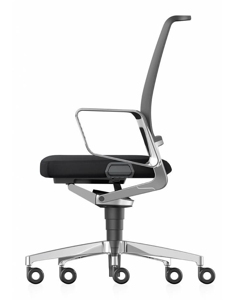 Interstuhl Interstuhl Vintage bureaustoel, middelhoog model net
