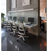 Interstuhl Interstuhl Movy NPR bureaustoel net, NPR armleuningen en zitdiepte verstelling