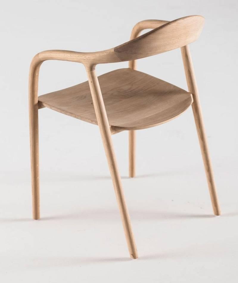 Eetkamer Design Stoelen.Artisan Neva Houten Design Eetkamer Restaurantstoel