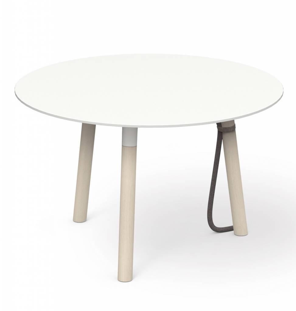 Design Ronde Tafel.Fantoni Woods Ronde Tafel