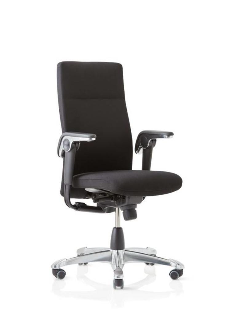 HÅG HAG Tribute 9021  leren bureaustoel met hoge rugleuning