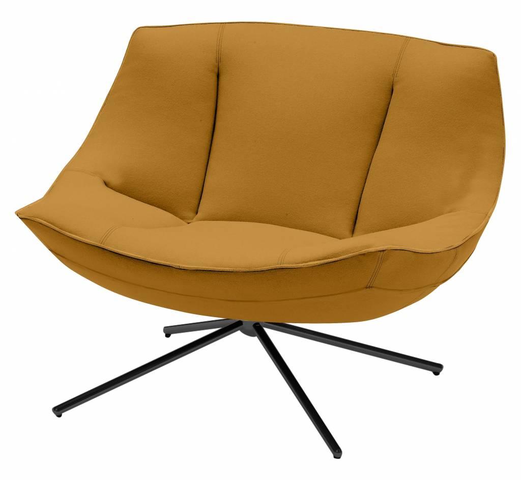 Lage Lounge Stoel.Softline Vera Loungefauteuil Design Online Meubels