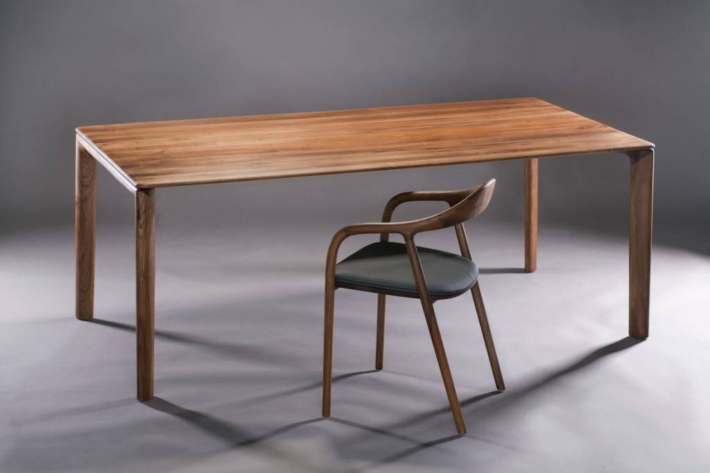Design Tafel Meubels.Artisan Neva Houten Tafel