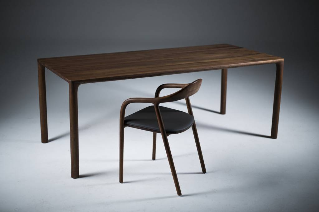 Design Tafel Meubels.Artisan Jean Massief Houten Tafel