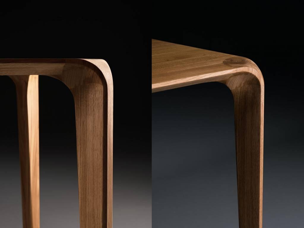 Massief Houten Tafel : Artisan flow massief houten tafel design online meubels