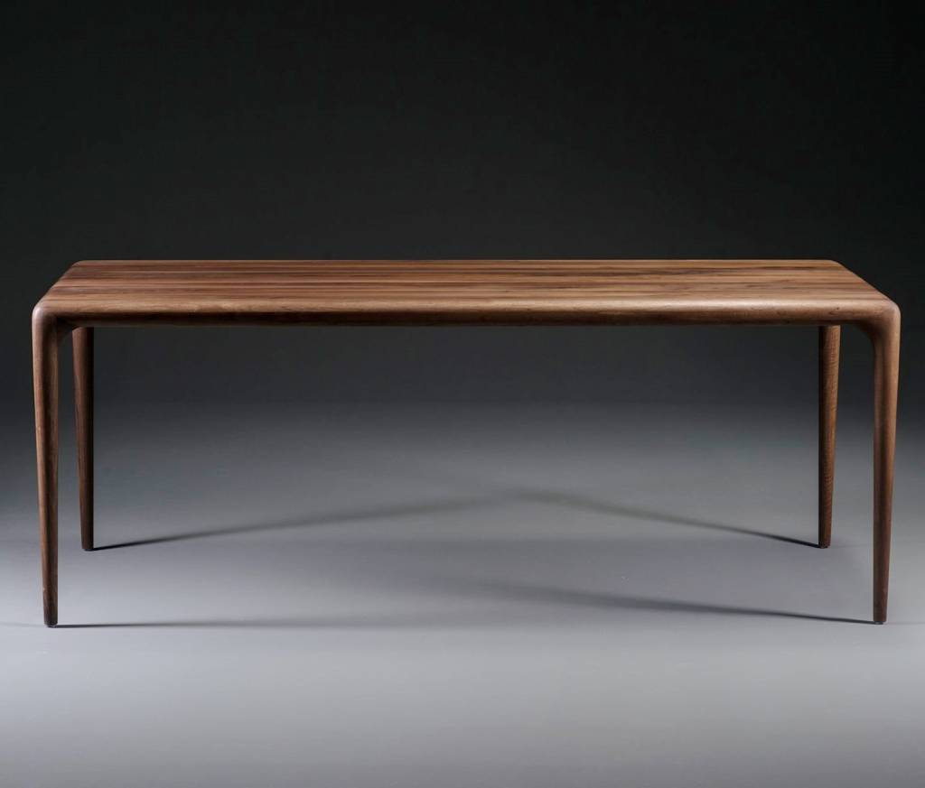 Design Tafel Meubels.Artisan Latus Houten Eettafel
