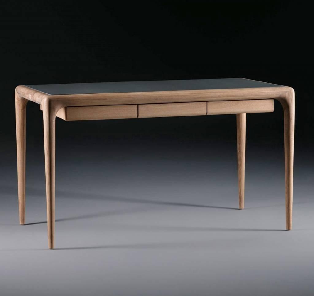 Houten Bureau 160 Cm.Artisan Latus Bureau Design Online Meubels