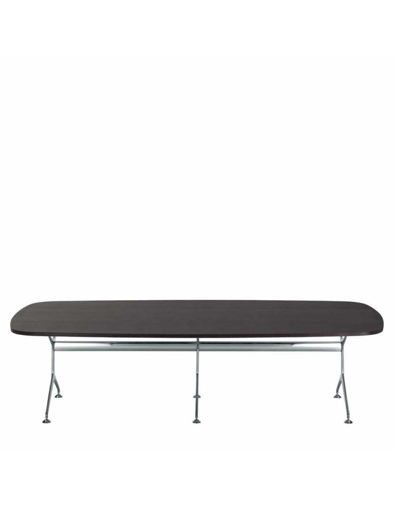 Alias Alias Frametable vergadertafel met afgeronde hoeken