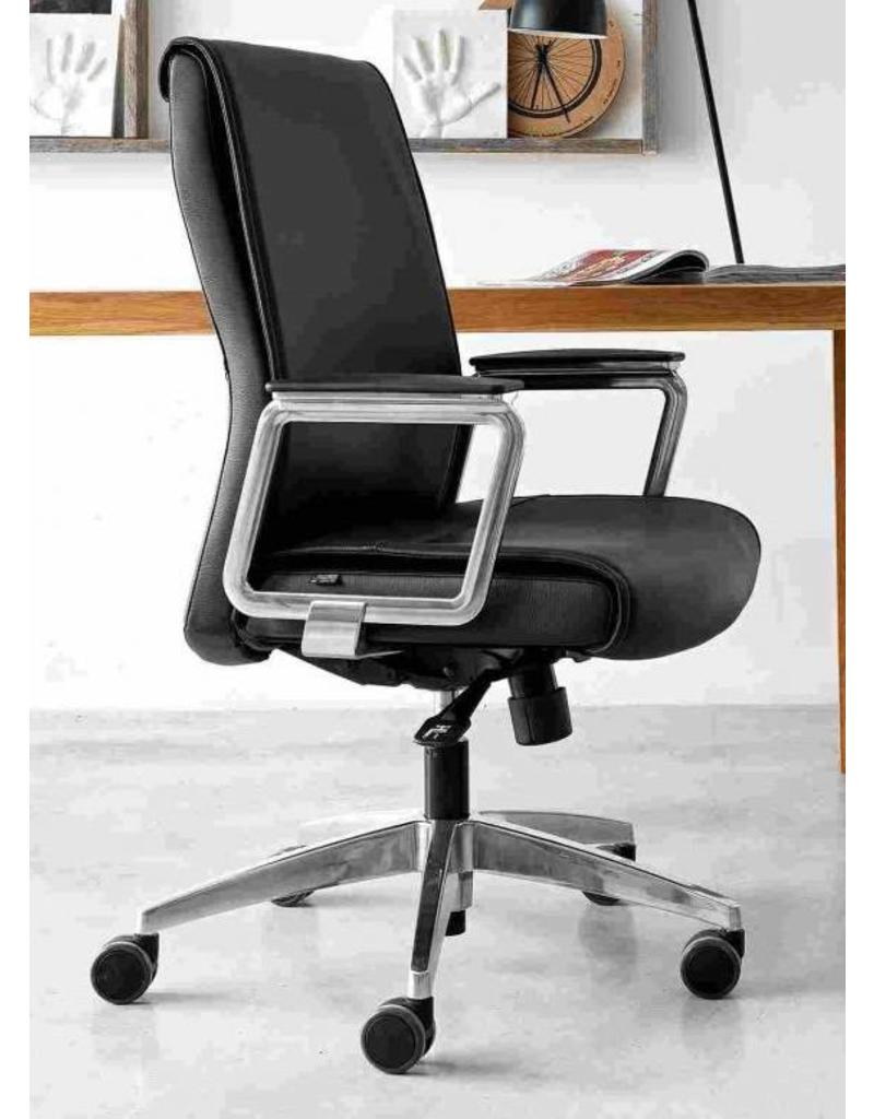 Luxe Leren Bureaustoel.Vaghi Maeva Bureaustoel Design Online Meubels
