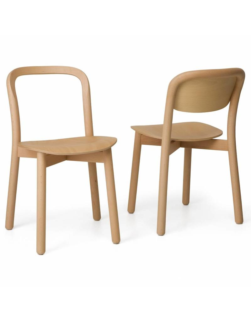 DUM DUM Beech beukenhouten stoel