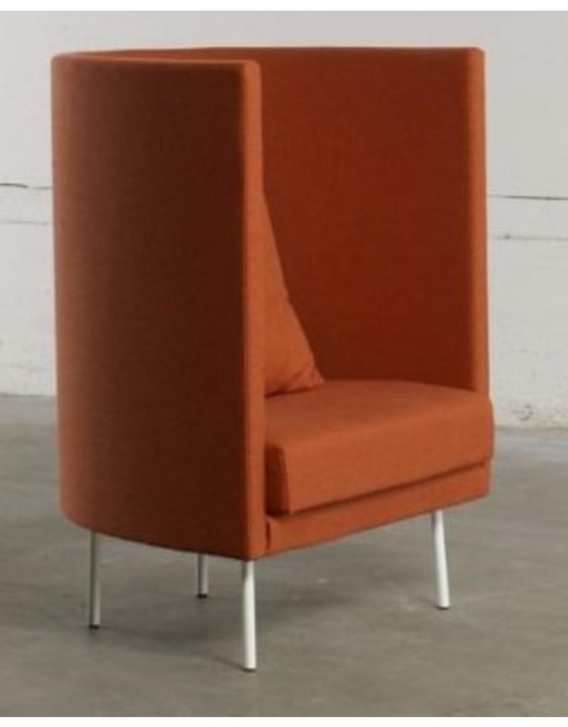 David design David design Collage stoel met hoge rugleuning
