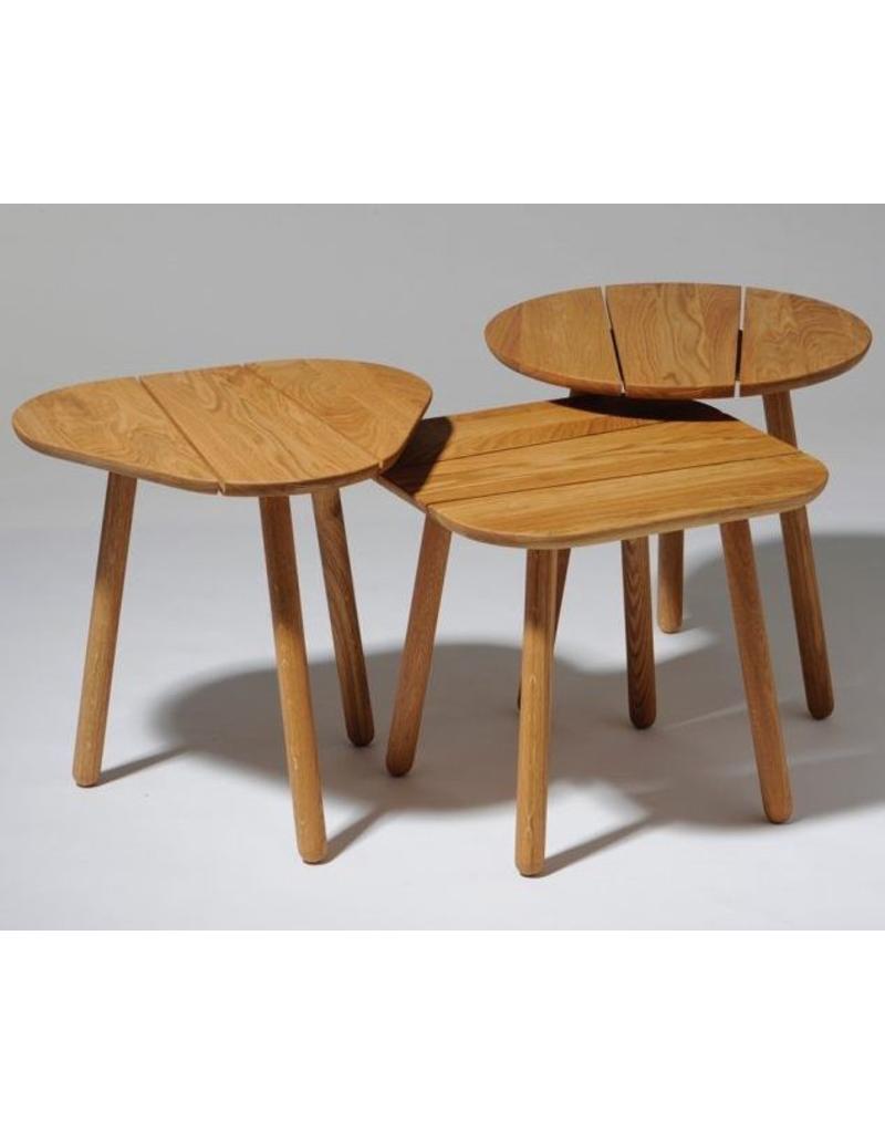 David design David design Bruse massief eikenhouten bijzettafel