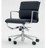 Alias Alias Rollingframe Soft leren bureaustoel