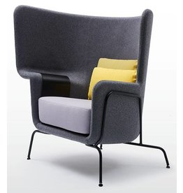 Quinti Quinti Hip lounge fauteuil