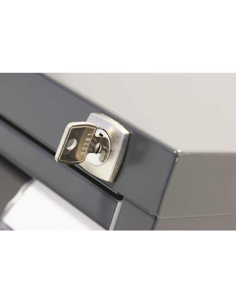 Bisley Bisley Premium A4 hangmappenkast met 2 laden