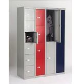 Bisley Bisley Basic 4 deurs Locker