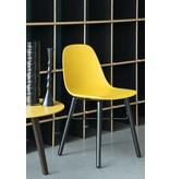 Chairs & More Chairs & More Babah stoel met houten poten