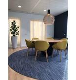 Artifort Artifort Beso Lounge fauteuil met houten poten