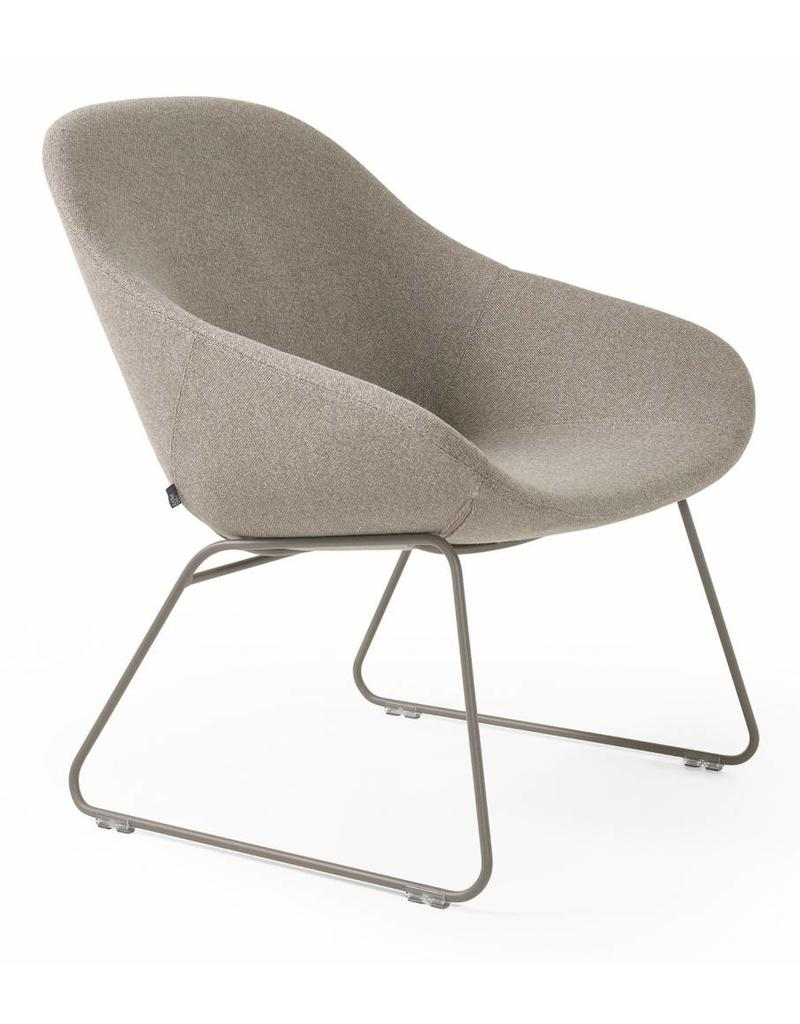 Artifort Artifort Beso Lounge fauteuil met sledeframe
