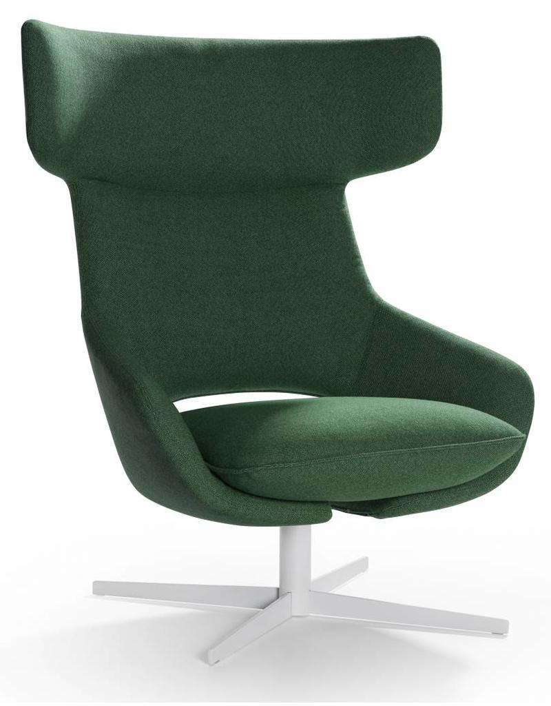 Artifort Artifort Kalm draaibare lounge fauteuil