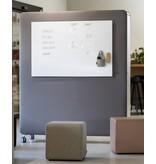 Cascando Cascando Pillow Space magnetisch glazen whiteboard
