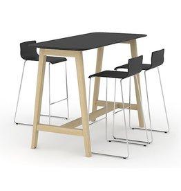 Narbutas Narbutas Nova Wood hoge tafel