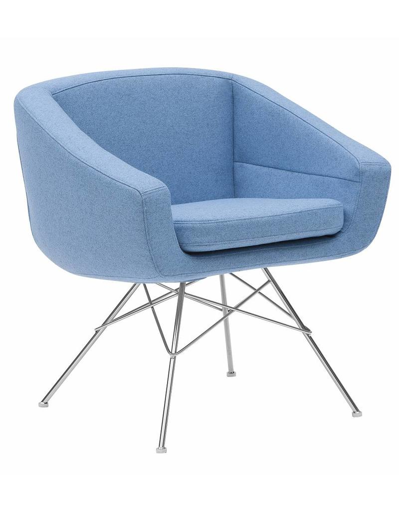 Softline Softline Aiko lounge fauteuil