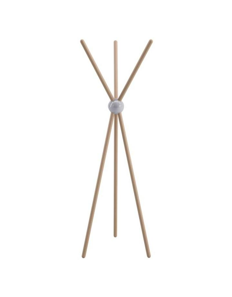 Rexite Rexite Tepee staande houten kapstok