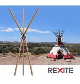 Rexite Rexite Tepee staande kapstok