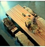 BuzziSpace BuzziSpace Picnic houten bankje