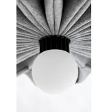 BuzziSpace BuzziSpace BuzziPleat LED akoestische hanglamp