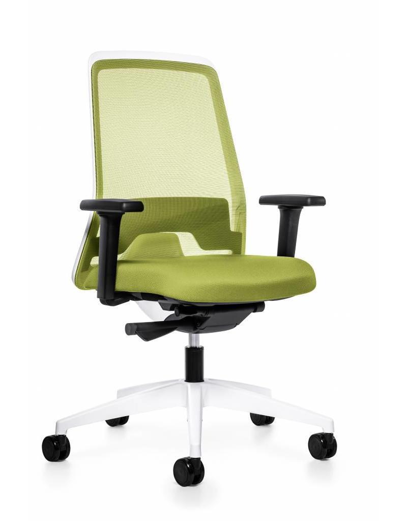 Interstuhl Interstuhl EVERYis1 bureaustoel, incl. 4D armleuningen