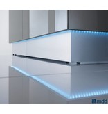 MDD MDD Linea modulaire balie met lage aanbouw