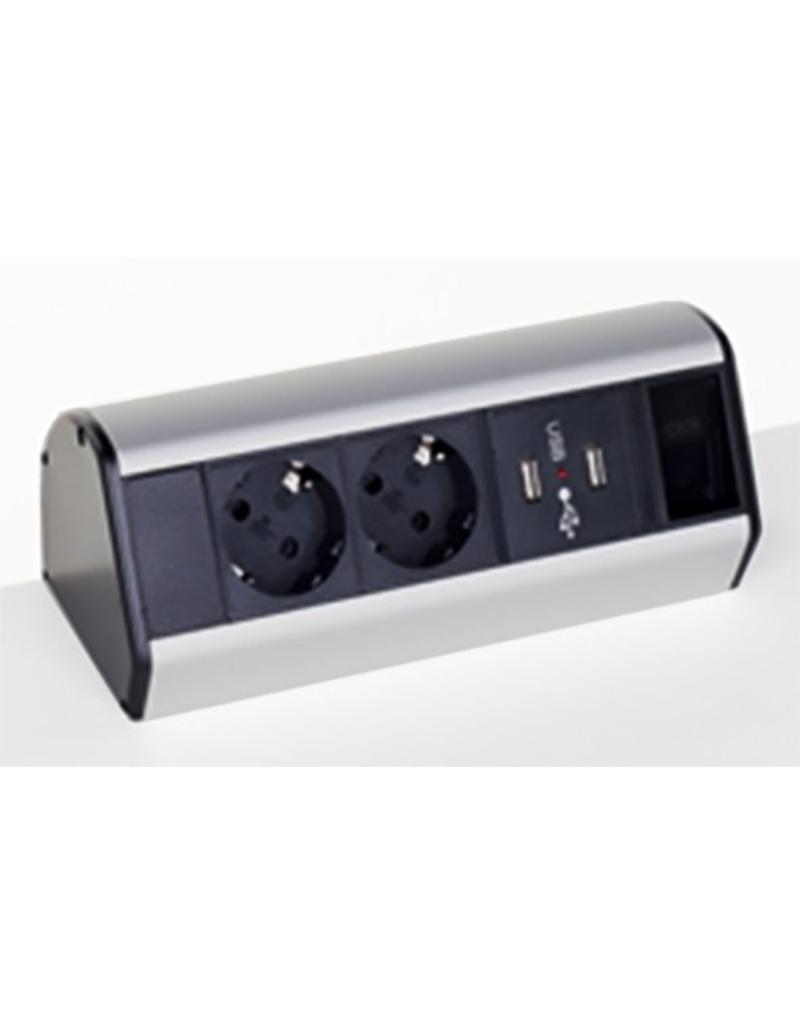 Flex 3 elektrisch in hoogte verstelbaar bureaueiland