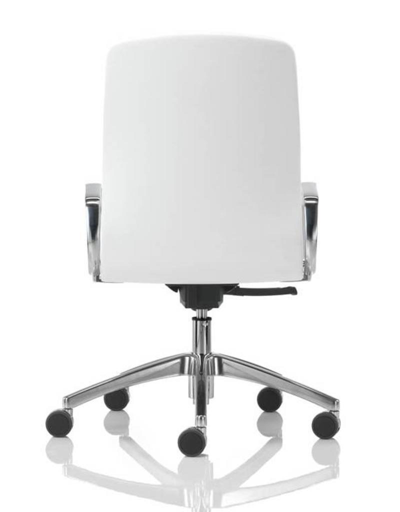 Luxe Leren Bureaustoel.Vaghi Union Leren Bureaustoel Design Online Meubels