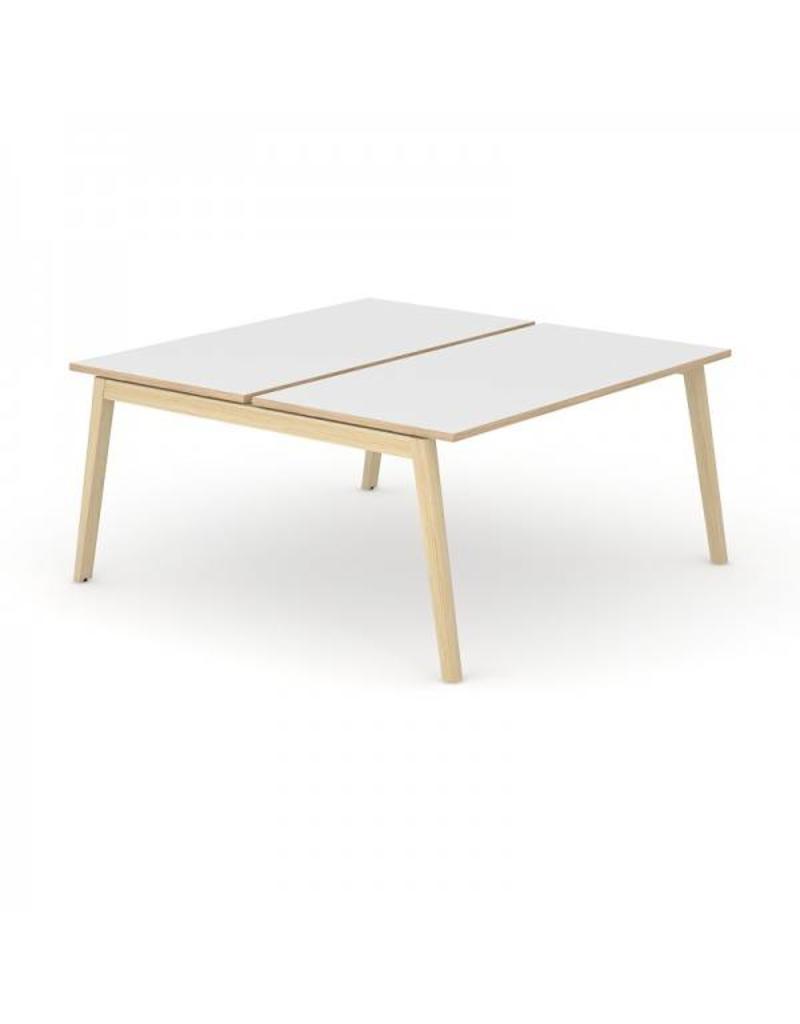 Narbutas Narbutas Nova Wood modulair bureaueiland