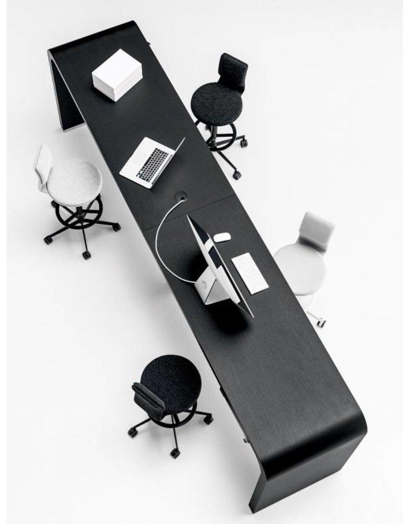 Lapalma Lapalma Brunch 110 cm hoge vergadertafel