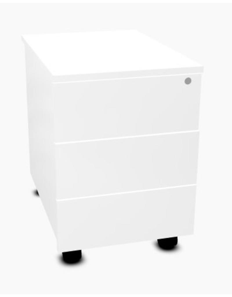 MDD MDD Gloss verrijdbare ladeblokken (met of zonder lade voor hangmappen)