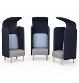 Softrend Softrend August akoestische stoel